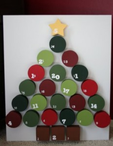 My Advent Calendar