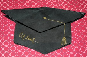 Graduation Day & a GIVEAWAY!