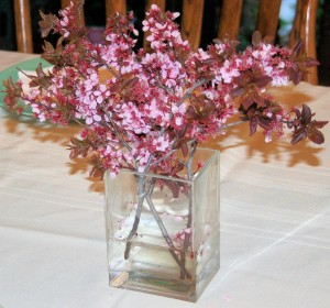 Quick Spring Centerpiece