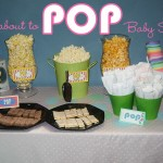 """She's About to POP!""--the coolest baby shower ever!"