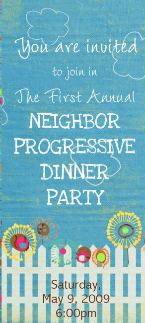 neighborhood-progressive-dinner-invitation