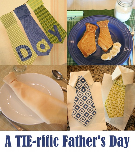 Father's Day Tie themed