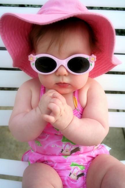 Summer Fun baby