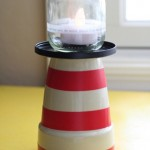 Like A Lighthouse Girls Camp Craft