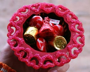 Chocolate Coated Valentines