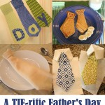Have a TIE-riffic Father's Day!