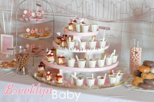 Baby Showers Themes — beyond the booties
