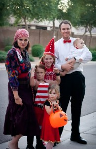 Halloween 2010 — The Family Circus