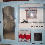From Entertainment Unit to Terrific Toy Kitchen