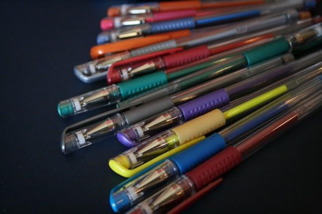 Elmers Gel Pens