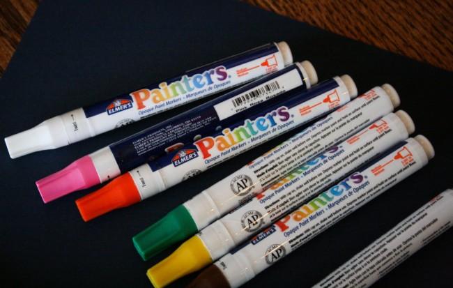 elmers paint pens