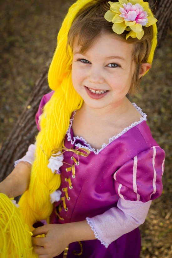 Rapunzel Tangled costume