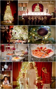 Christmas Collages 2011