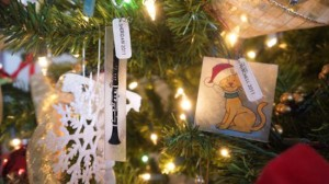 Handmade Personalized Ornaments