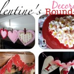 Valentine's Round Up Decorations