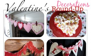 V-day round-up decorations