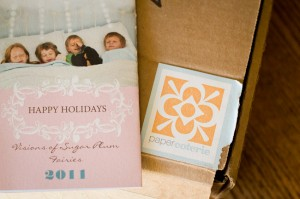 Paper Coterie–Christmas Cards in May–Offer expires TODAY!
