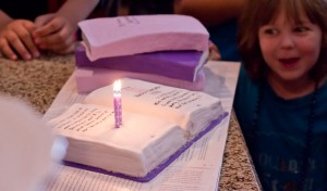 Chapter 4: Book Party Cake