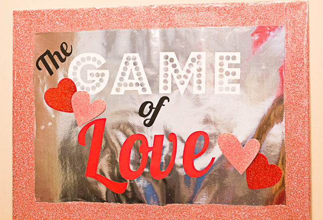Game of Love valentines party-5937