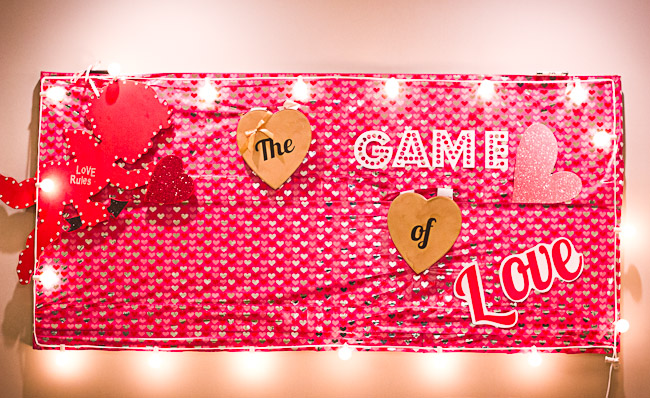 Game of Love valentines party-5948