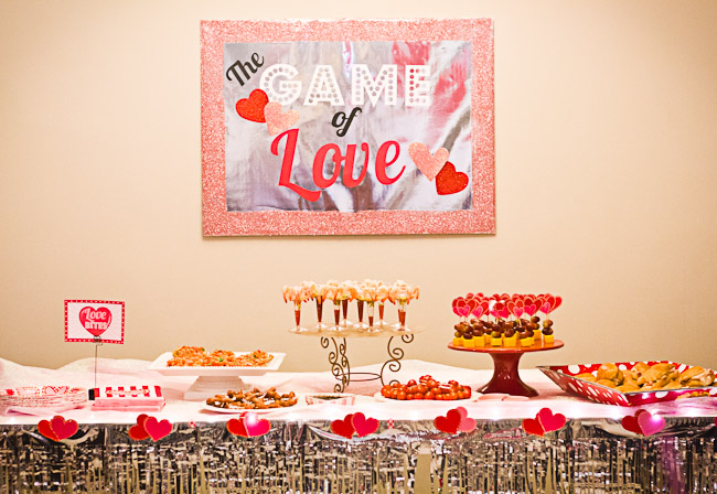 Game of Love valentines party-5958