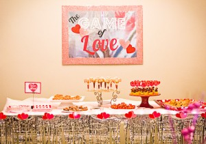 The Game of Love–Couples Valentine's Party