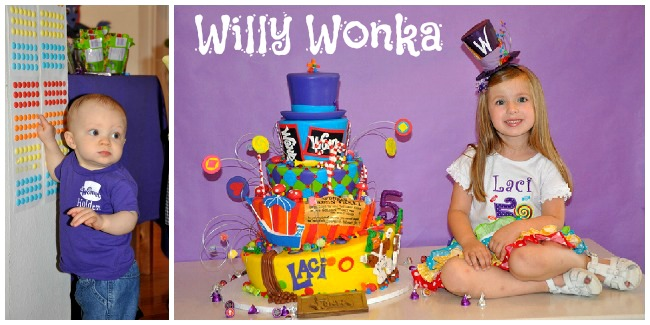 Willy Wonka Party Pinterest