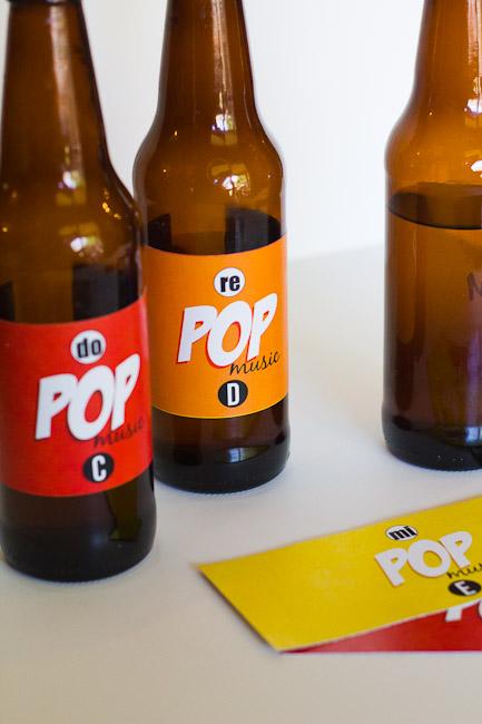 Pop Bottle Music Labels-8448
