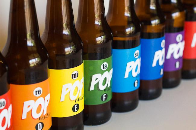 Pop Bottle Music Labels-8456