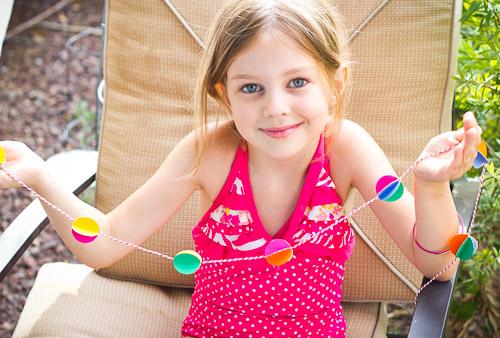 beach ball garland party-8789