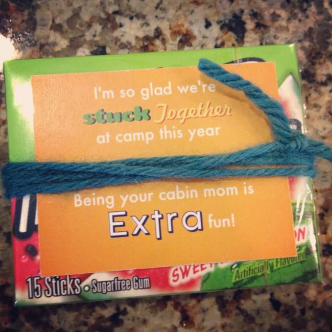 knit together gum