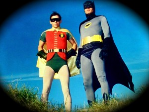 Batman (1966) Batman and Robin