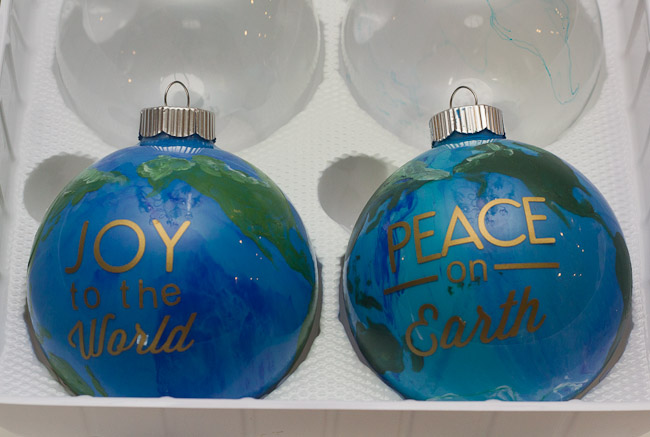 peace on earth DIY ornament-9787