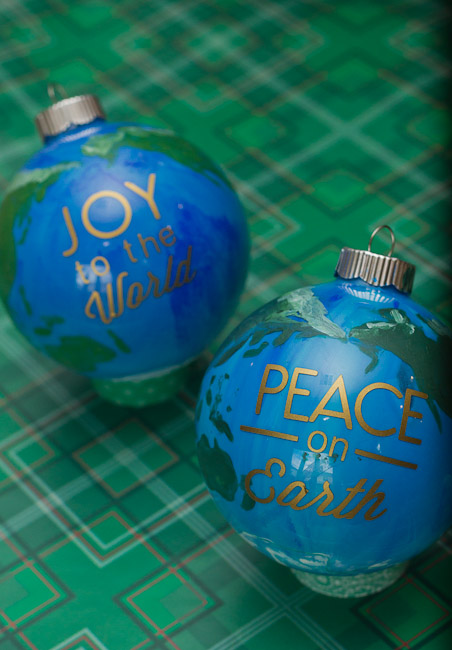 peace on earth DIY ornament-9800
