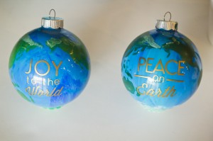 peace on earth DIY ornament-9806