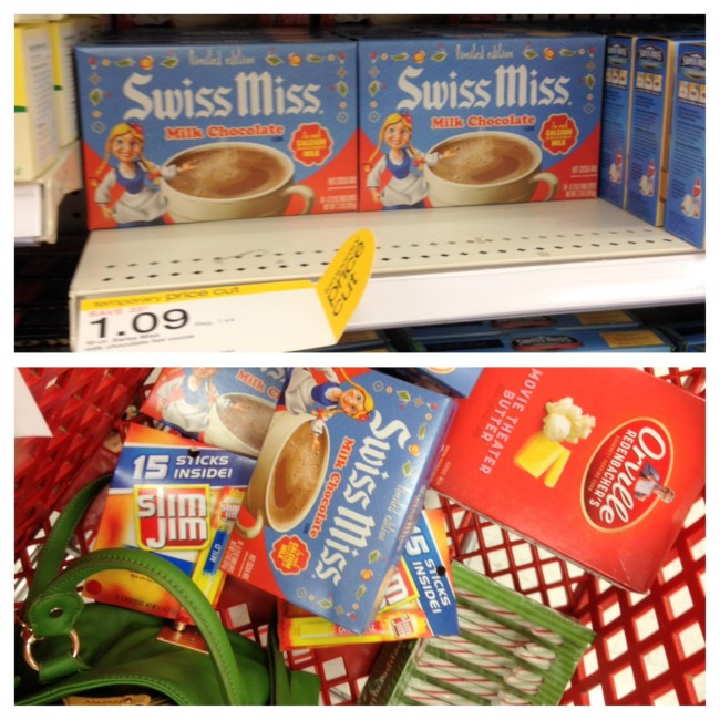 Swiss Miss at Target #easygifts #shop