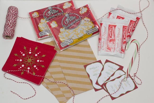 snack teacher Christmas gifts-0001#shop