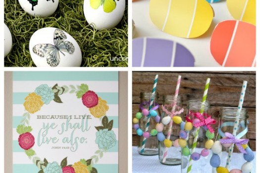 Easter Linky Collage