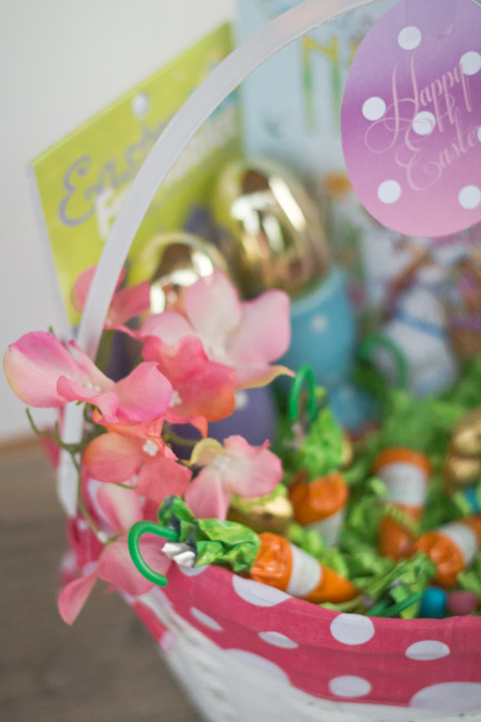 Fancy Nancy Easter Basket-10