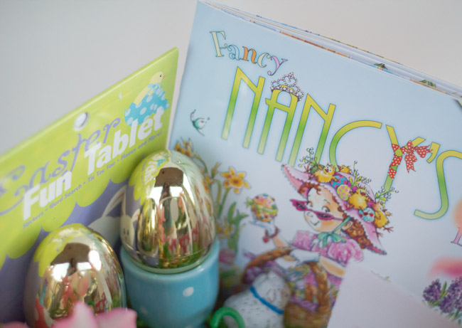 Fancy Nancy Easter Basket-9