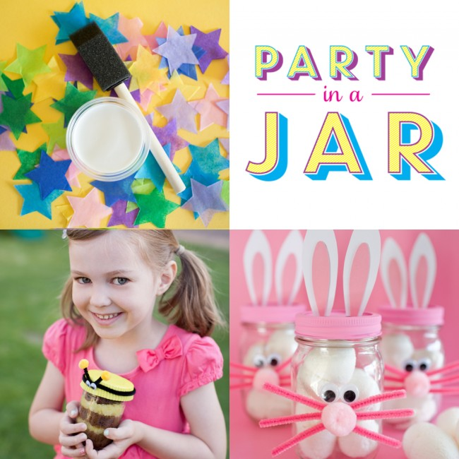 Party in a Jar by Vanessa Coppola 1