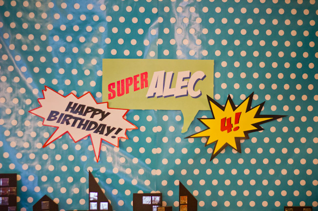 superhero party-7