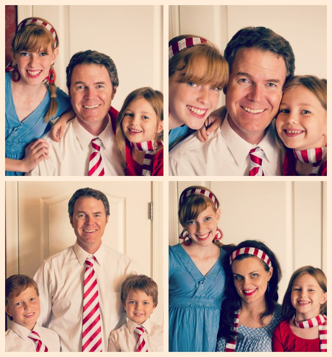 Fathers day tie Collage edit