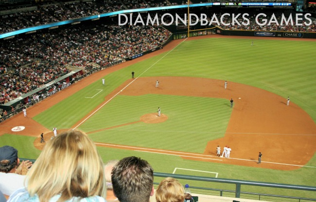 diamondbacks GAMES