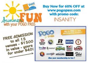 Pogo Pass Discount — Summer Boredom Buster