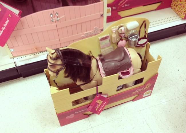 Toy Emporium Our Generation horse