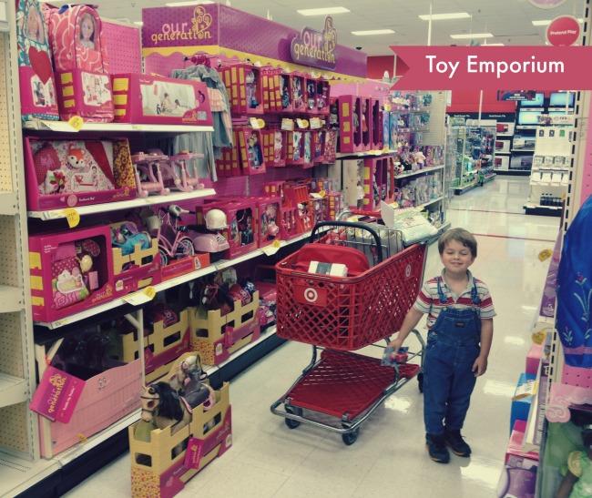 Toy Emporium Target