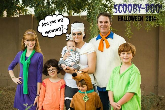 Scooby Doo Halloween 2014