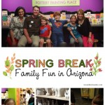 Family Fun Outings – Arizona Style- part 2--As You Wish Pottery Painting Giveaway!
