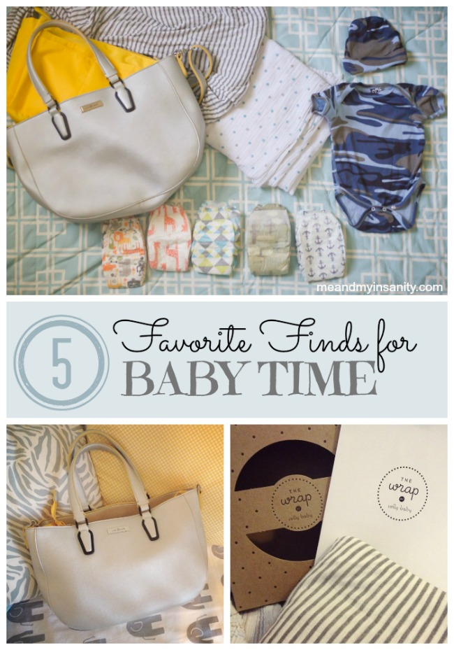 Five Favorite Finds for Babies hero